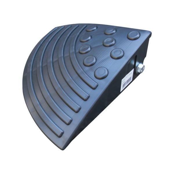 絶品 テラダ セフティアップ 段差解消プレート コーナー8cm グレー 軽量タイプ 毎日がバーゲンセール 8NGC