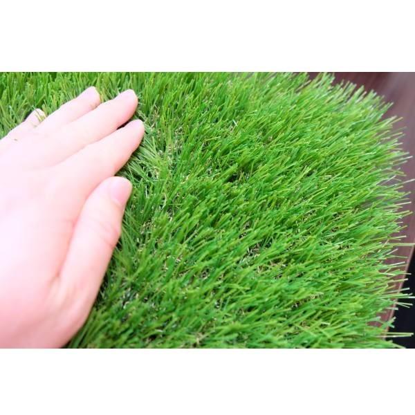 ユニオンビズ 高品質 リアル人工芝 完売 メモリーターフ50mm MT50-0205 2m巾×5m長 正規取扱店
