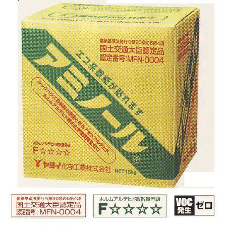 正規逆輸入品 ヤヨイ化学 クロス糊 アミノール 18kg オープニング 大放出セール
