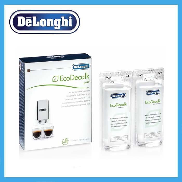 メイルオーダー 奉呈 DeLonghi デロンギ コーヒーマシン用 100ml×2 除石灰剤