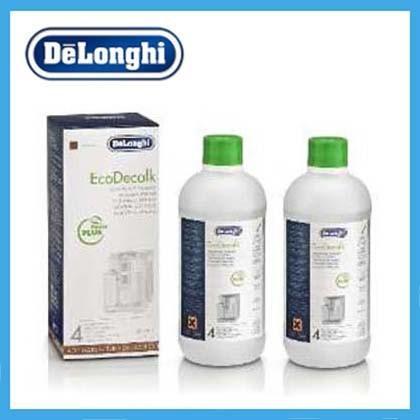 メーカー直送 ご注文で当日配送 DeLonghi デロンギ コーヒーマシン用 除石灰剤 お得な2本セット 500ml