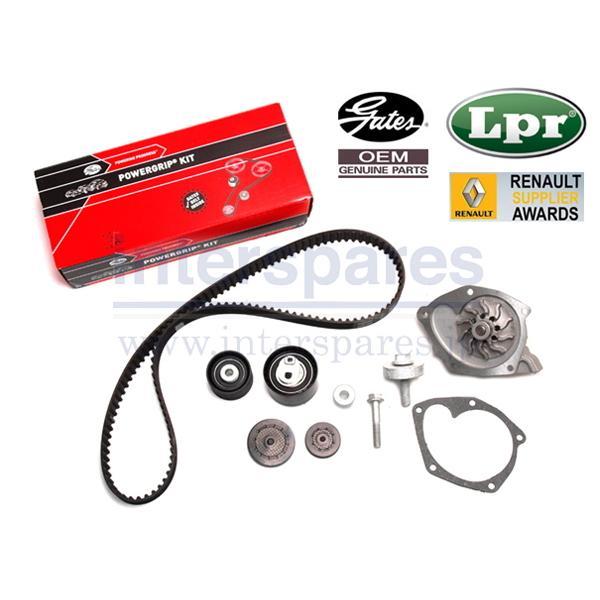 買い物 ルノー ルーテシア 3 RS スポール 2.0リッター 型式 RF4C タイミングベルト OEM セット 送料無料 キット OES 大幅値下げランキング ウォーターポンプ付 対策