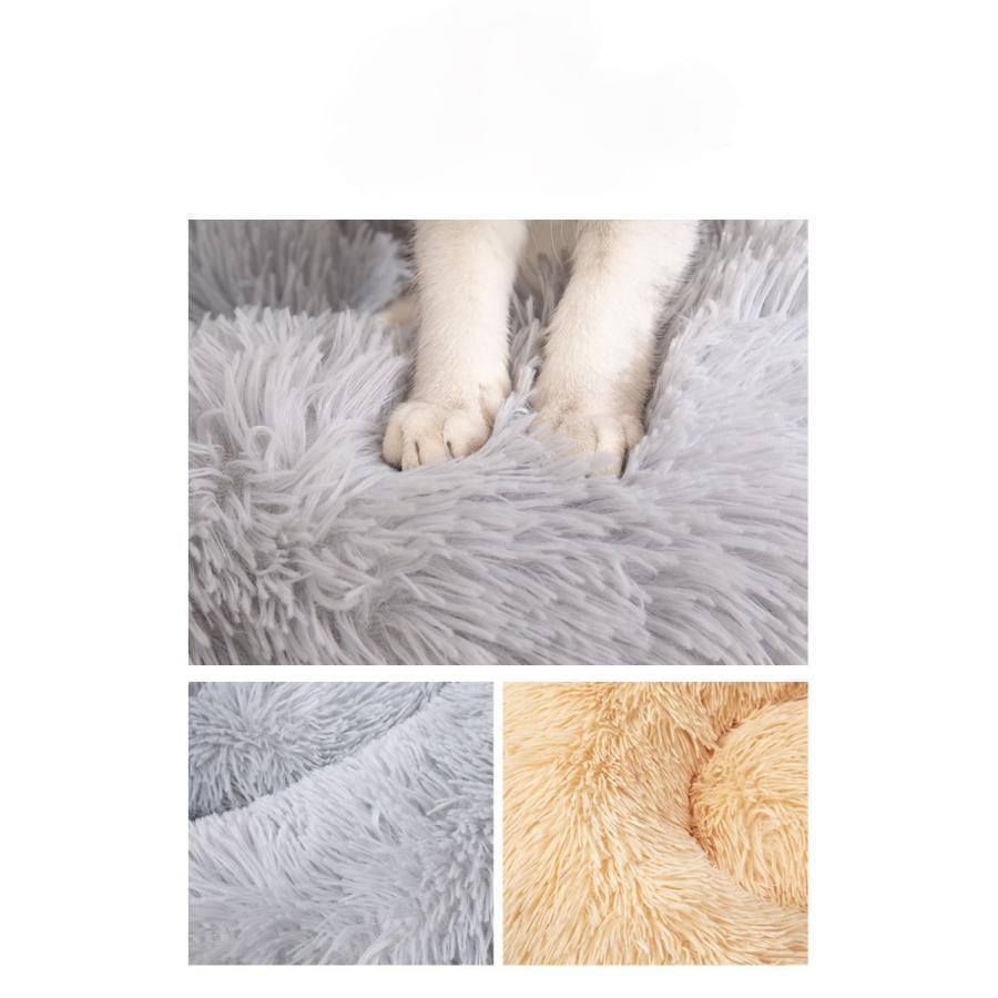ネコ・犬兼用 ペットベッド 水洗い可 マット クッション ペット intertrading 06