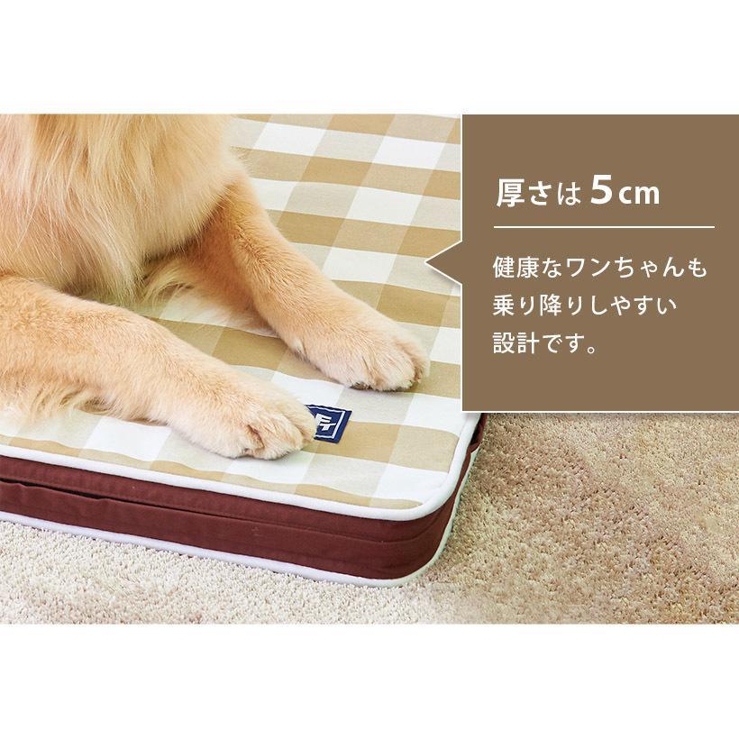 (OFT) 犬の介護マット クッションエアー XL NEWブラウン【送料無料(北海道・沖縄・離島等除く)】(ペット 犬 イヌ 老犬 足腰)|ip-plus|09