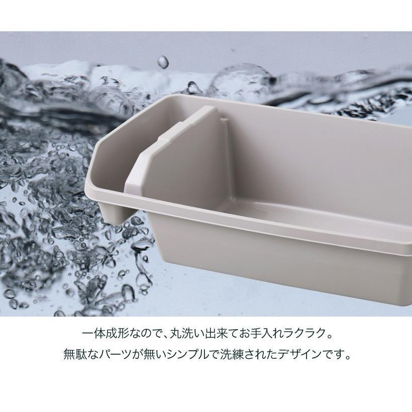 (OFT) HY REX ハイレックス【送料無料(北海道・沖縄・離島等除く)】 [大型 大きい 猫 ネコ ねこ トイレ 多頭 ビッグ 大容量 オープン おしゃれ 人気]|ip-plus|09