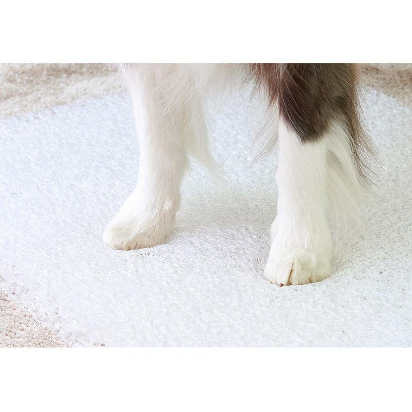 (OFT) 犬の介護マット クッションエアー S NEWブラウン (ペット 犬 イヌ 老犬 足腰 反発 ベッド 丸洗い 介護 マット OFT) ip-plus 04