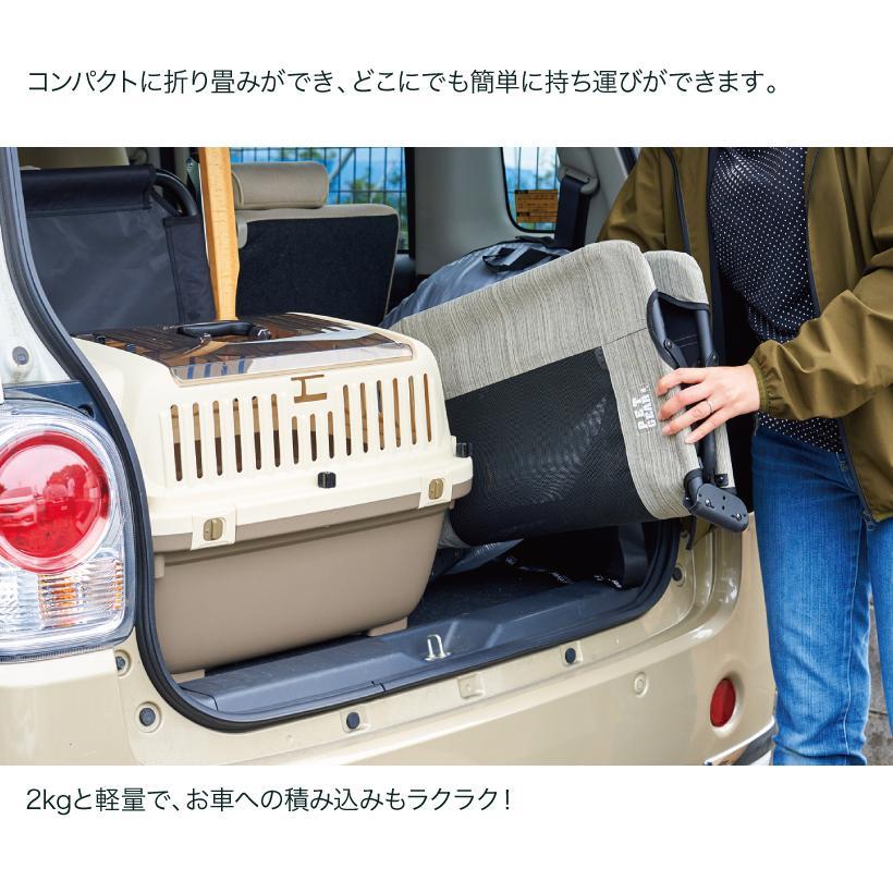 (OFT) ライフスタイルペットコット S (おすすめ おしゃれ ランキング 折りたたみ メッシュ 人気 ペット 犬 イヌ キャンプ アウトドア ベッド) ip-plus 09