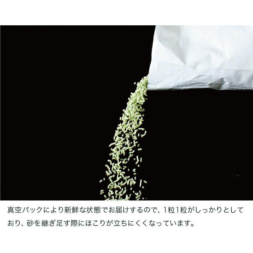 (OFT) PULFINO/パルフィノ おからの猫砂 ソイプレーン/ソイグリーン/ソイピーチ (サークルゼロ とうふ おから 固まる ネコ砂 ねこ砂 消臭 植物由来 おすすめ)|ip-plus|12
