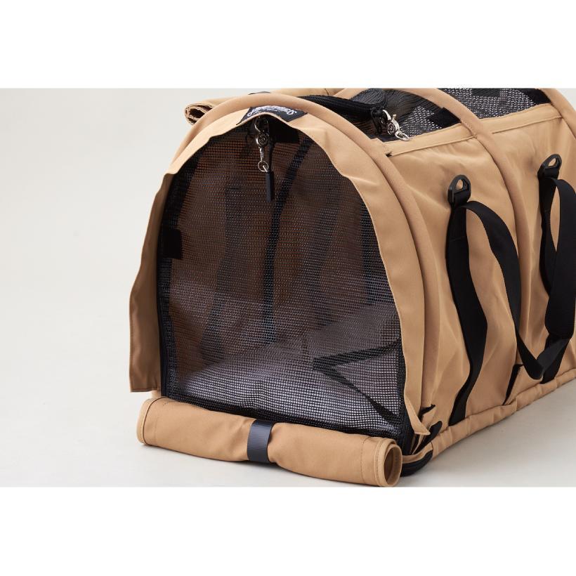 (OFT) Sturdi ペットキャリーpro 2.0 XLサイズ (おしゃれ ブランド ランキング うさぎ キャンプ アウトドア 折り畳み ポータブル 犬 猫 旅行 ショルダー)|ip-plus|13