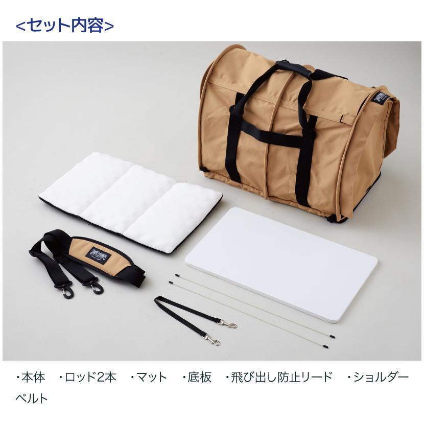 (OFT) Sturdi ペットキャリーpro 2.0 XLサイズ (おしゃれ ブランド ランキング うさぎ キャンプ アウトドア 折り畳み ポータブル 犬 猫 旅行 ショルダー)|ip-plus|20