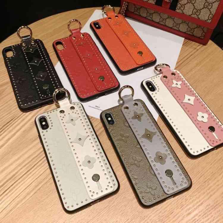 スマホケース IPhone SE2 第2世代 ベルト付き iphone11 11Pro 11Pro Max アイフォン iphone7 8 7plus 8plus 落下防止 Iphone XS Max 花柄 おしゃれ ストラップ iphonetecyougata11 02
