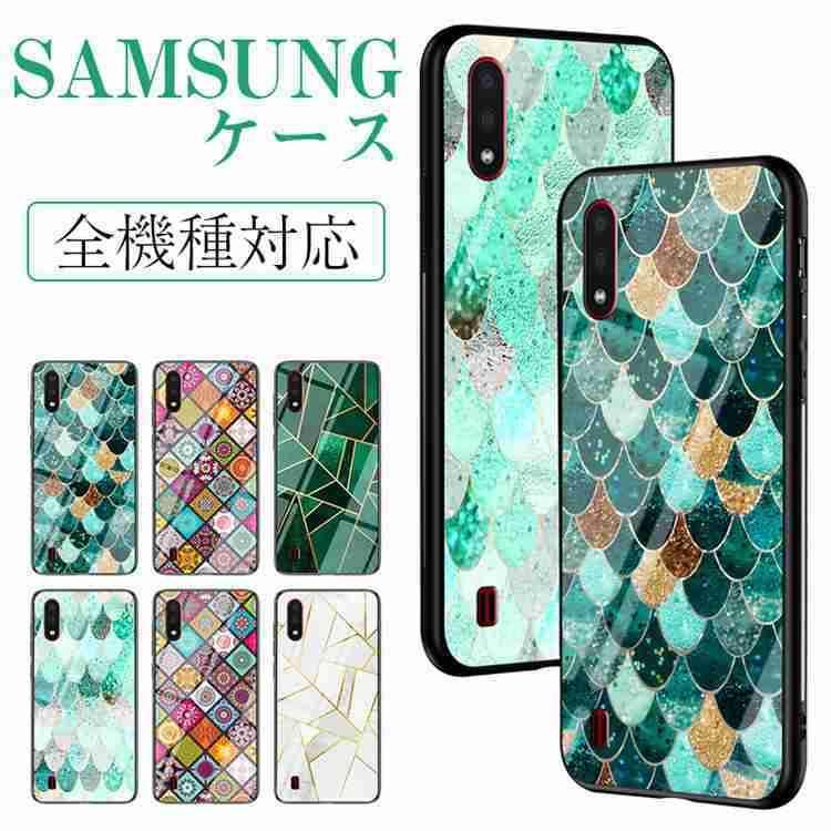 スマホケース samsung galaxy S10 S10+ S20 S20+ S20ultra レンズ保護 S9 S9+ S8 S8+ note10+ note9 note8 グラデーション 花|iphonetecyougata11