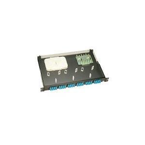 寺田電機 FPD10212T FPD 1U 12芯 SC テープ芯線用