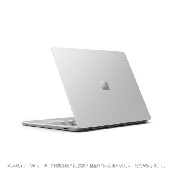 新品 マイクロソフト Surface Laptop Go 1ZO-00020[12.4型/Core i5 1035G1/eMMC64GB/メモリ4GB/Windows 10(Sモード)/Office 付き/プラチナ][在庫あり][即納可]|iponnetshop|04