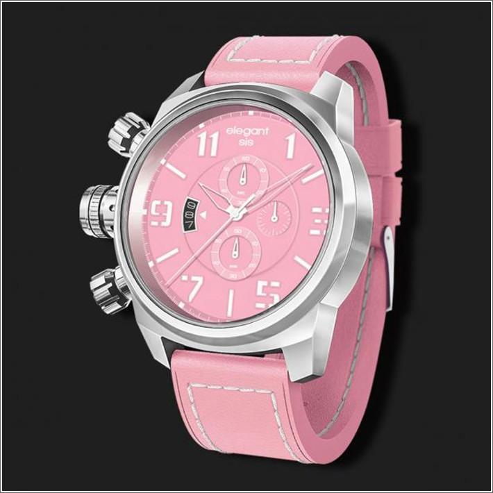 本物保証!  エレガントシス elegantsis 腕時計 ELJT48S-OP06LC ELJT48S-OP06LC ミリタリースタイル 腕時計 レディースモデル, サロンドロワイヤル:703b06c4 --- airmodconsu.dominiotemporario.com