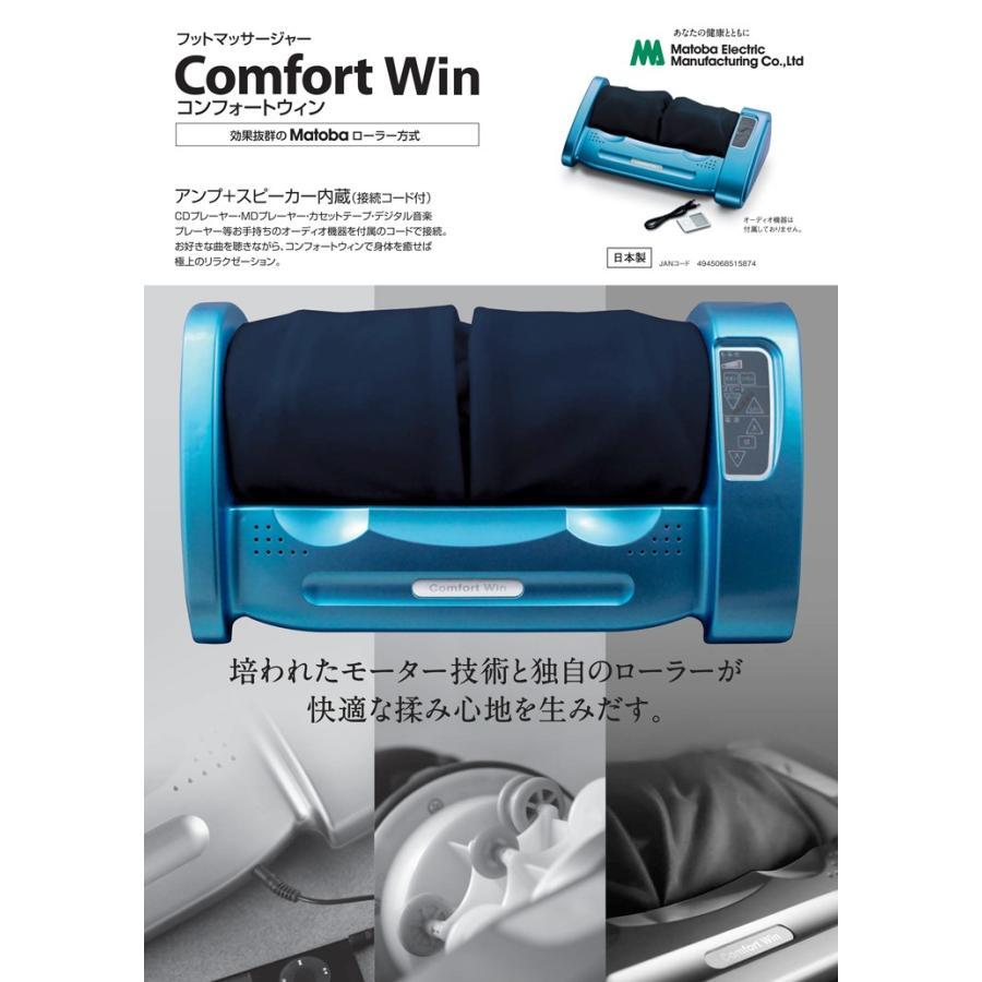的場電機製作所 フットマッサージャー コンフォートウィン(Comfort Win)SR-8+レビューを書いておまけ付き ippo0709 03