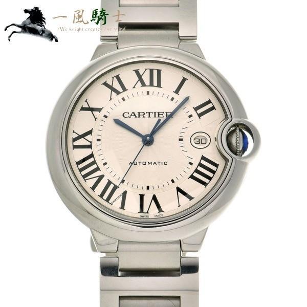 【内祝い】 Cartier カルティエ バロンブルー 42mm W69012Z4  328578, あきんどぼし.NewシニアグラスShop e77b48a1