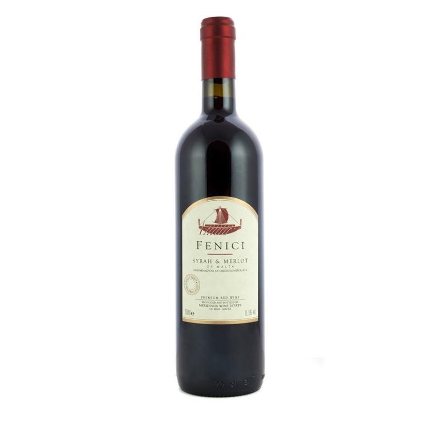 赤ワイン/フェニチ2018 マルタ ミディアムボディ 750ml iqfarms