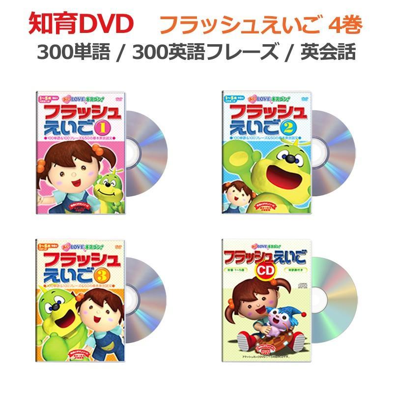 発達障害や自閉症の子供が大量の英単語とフレーズ、英会話を「見て学べる」視覚支援DVD教材の「フラッシュえいご4巻」|iqgakuen|02