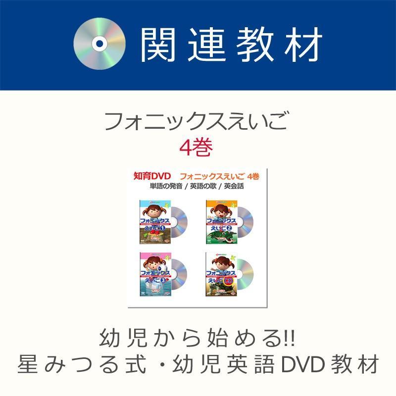 発達障害や自閉症の子供が大量の英単語とフレーズ、英会話を「見て学べる」視覚支援DVD教材の「フラッシュえいご4巻」|iqgakuen|17