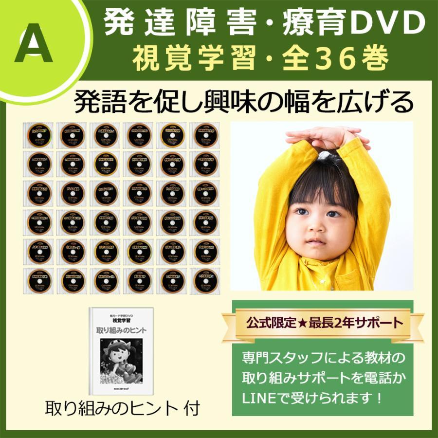 発達障害/絵カード/フラッシュカードDVD教材/言葉が出にくい子が「見て学べる」視覚学習36巻|iqgakuen