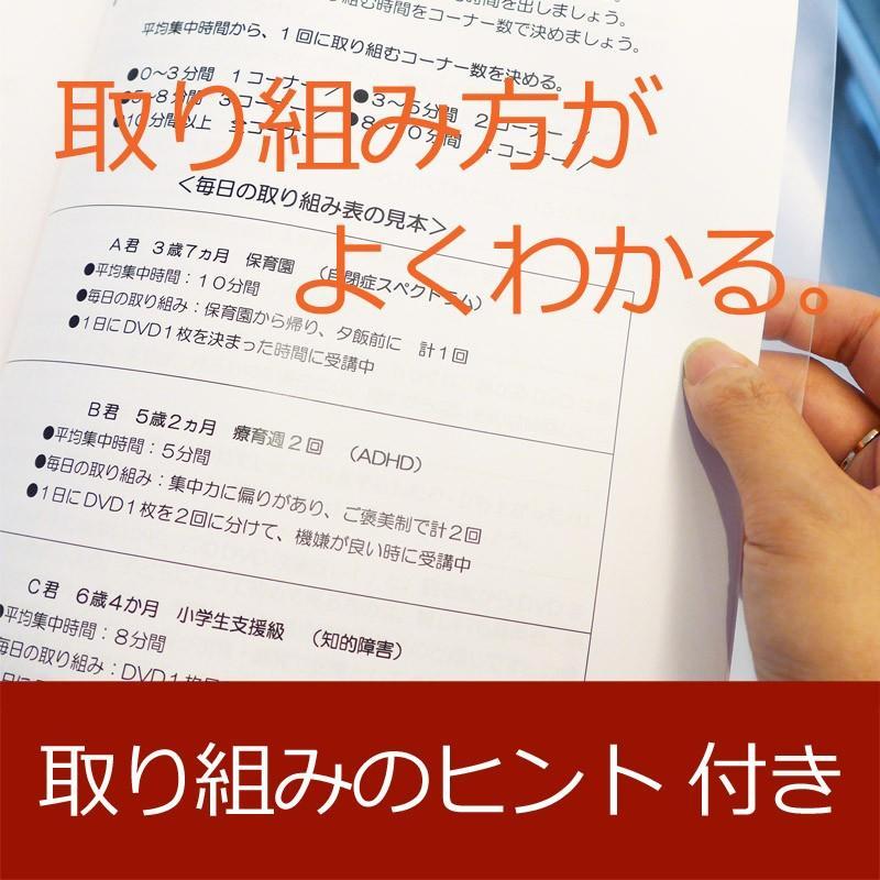 発達障害/絵カード/フラッシュカードDVD教材/言葉が出にくい子が「見て学べる」視覚学習ティンカーベル9巻|iqgakuen|08