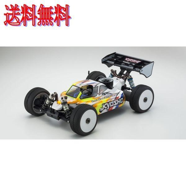 京商 1/8 GP 4WD KIT インファーノMP9 TKI 4 33001