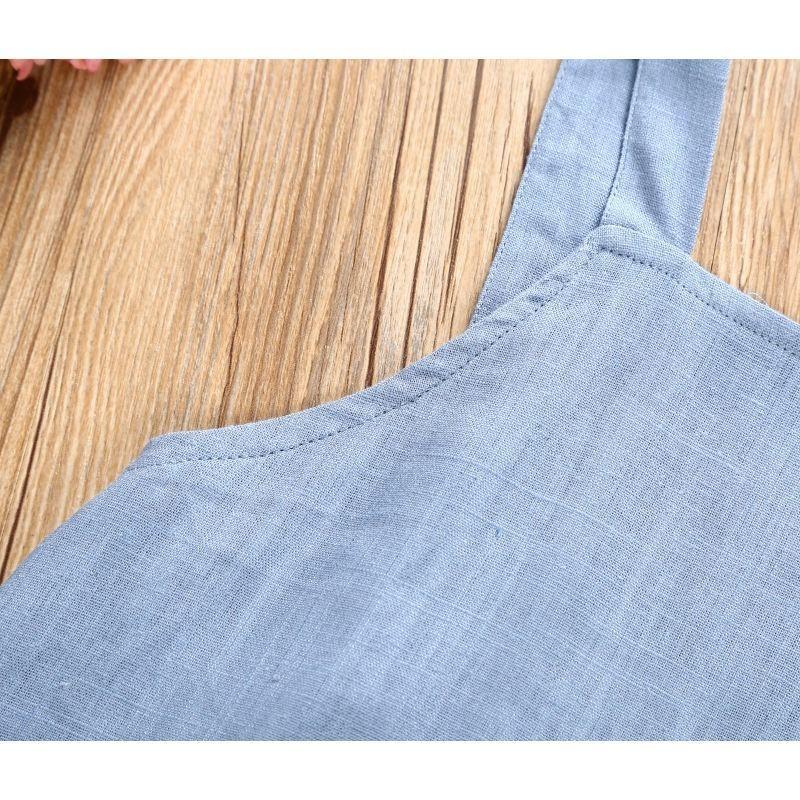 ベビー服 サロペット コットン リネン ロンパース オーバーオール 子供服 ベビー服 可愛い シンプル ナチュラル おしゃれ  送料無料|irisblue|13