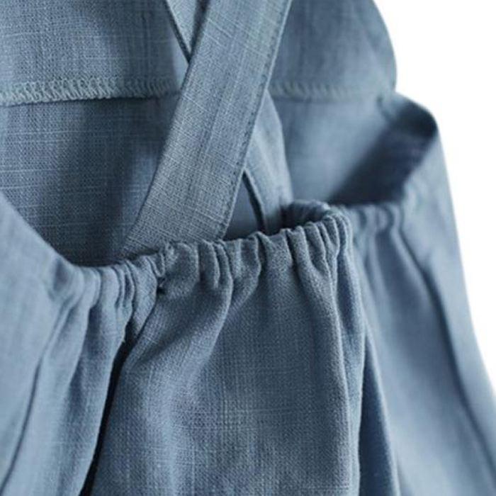 ベビー服 サロペット コットン リネン ロンパース オーバーオール 子供服 ベビー服 可愛い シンプル ナチュラル おしゃれ  送料無料|irisblue|07