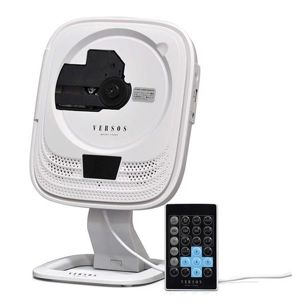 CDプレーヤー 壁掛けCDプレーヤー CD プレイヤー CDプレイヤー 壁掛け USB SD FMラジオ ラジオ 壁掛け式 音楽 リモコン VS-M022|iristopmart123|04