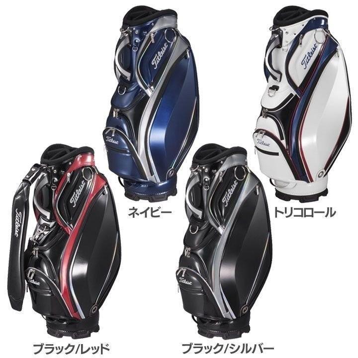 キャディバッグ タイトリスト 813 CB813-BKRD 送料無料 ゴルフバッグ ゴルフバック クラブケース【D】