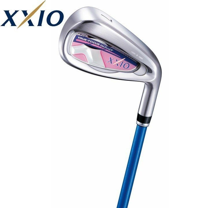 XXIO10 レディス アイアン ブルー 10262862 ダンロップ (D)