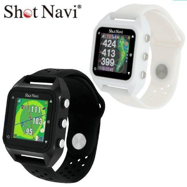 距離計 ゴルフ 腕時計 距離測定器 腕時計型 ゴルフ用 小型 ゴルフ用品 測定器 軽量 Shot Navi HuG Beyond irisvga-y