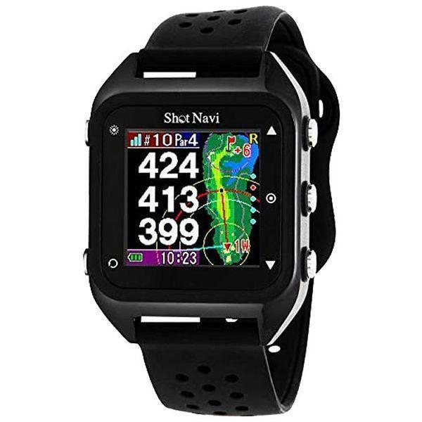 距離計 ゴルフ 腕時計 距離測定器 腕時計型 ゴルフ用 小型 ゴルフ用品 測定器 軽量 Shot Navi HuG Beyond irisvga-y 03