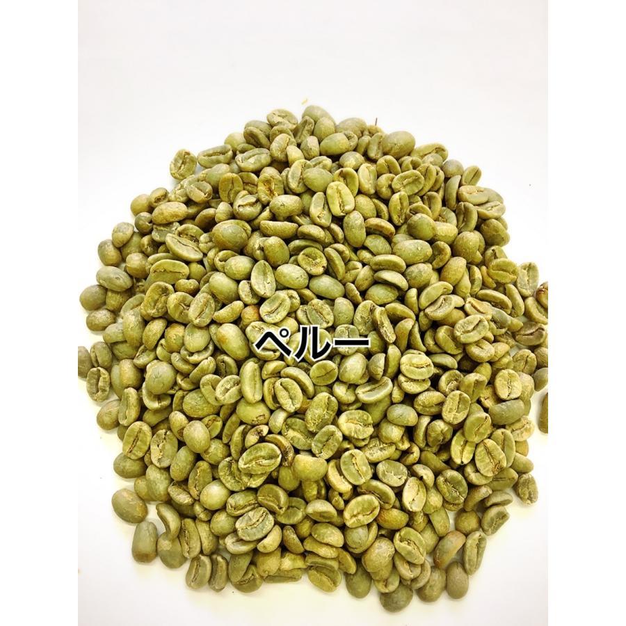 ペルー (オーガニック 農園指定 )1kg 生豆|iritateya|02