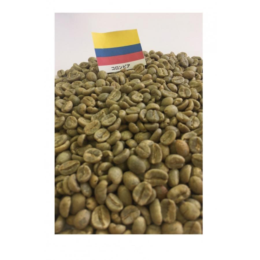コロンビア ナリーニョスプレモ (地域指定)生豆1kg iritateya 02