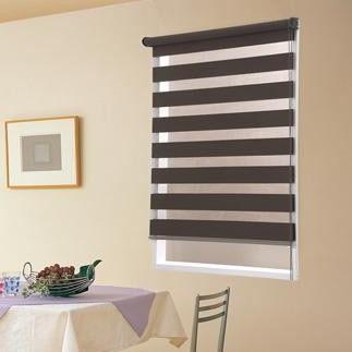 品質一番の 調光ロールスクリーン ゼブライト オーダータイプ(右操作チェーン) 幅80×高さ155cm, ミリタリーショップWAIPER:0f97e015 --- grafis.com.tr