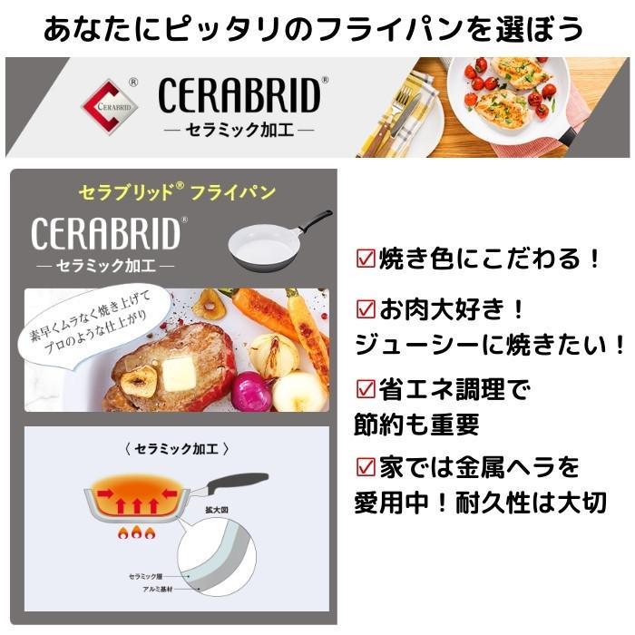 京セラ フライパン IH セラミック 20cm CF-20C-WBU-BC IH対応 深型 ガス 揚げ物 煮物 セラブリッド 884483|irodorikukan|05