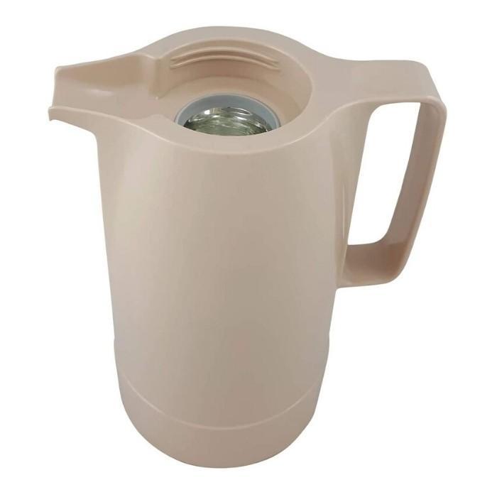 HELIOS STANDARD スタンダード ドイツ製 卓上 ガラス製魔法瓶 1L 1リットル 水筒 保温 ポット キッチン用品 北欧 シンプル かわいい おしゃれ ヘリオス 368544|irodorikukan|06