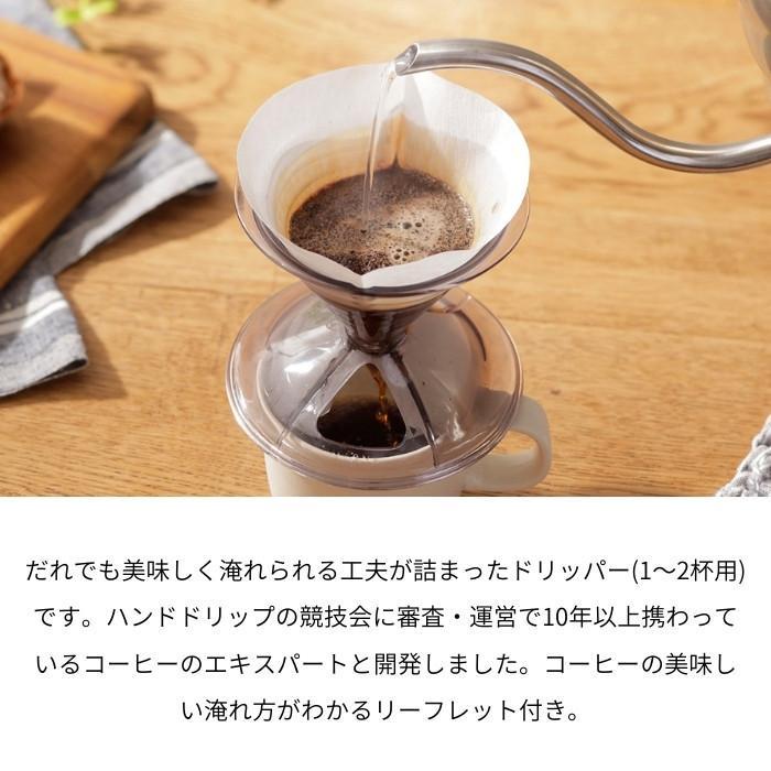 MARNA マーナ ドリッパー 1〜2杯用 K768 Ready toシリーズ コーヒー irodorikukan 03
