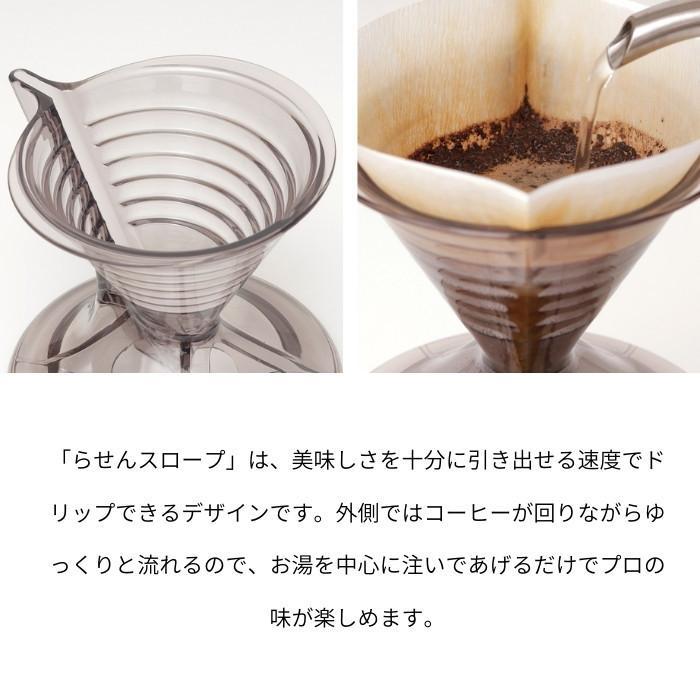MARNA マーナ ドリッパー 1〜2杯用 K768 Ready toシリーズ コーヒー irodorikukan 06