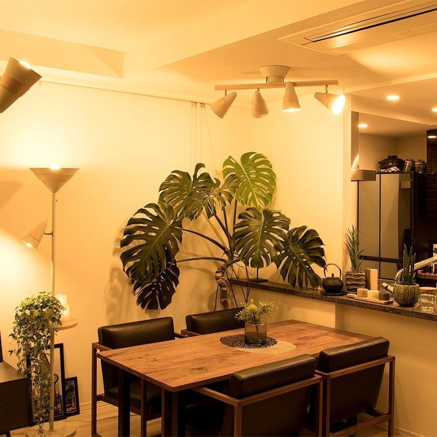 トゥルーロ 照明 おしゃれ 4灯 シーリングライト LED リモコン 付き 天井照明 北欧 ハンギング 和室 和風 カフェ 階段 トイレ 玄関 寝室 モダン ダイニング用 イ|irodorikukan|06