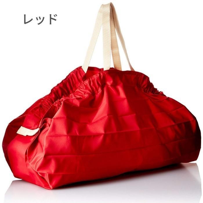 シュパット エコバッグ レジカゴ用バッグ Lサイズ 折りたたみ マーナ Shupatto コンパクトバッグ ショッピングバッグ|irodorikukan|05
