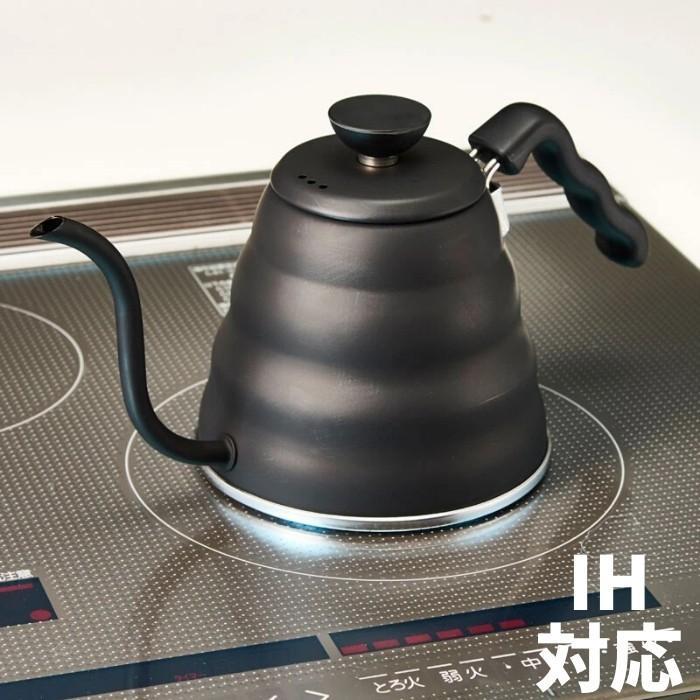ハリオ V60ドリップケトル ヴォーノ 日本製 800ml VKB-120 コーヒー 珈琲 ドリップ HARIO やかん おしゃれ|irodorikukan|03