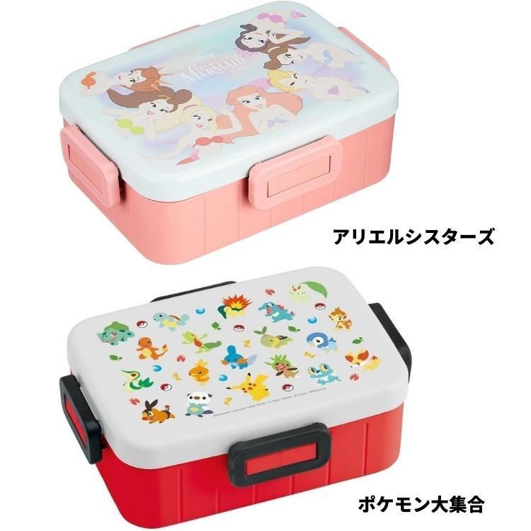 弁当箱 1段 子供 男子 女子 650ml 日本製 スケーター YZFL7 ランチグッズ ディズニー 食洗機OK|irodorikukan|15