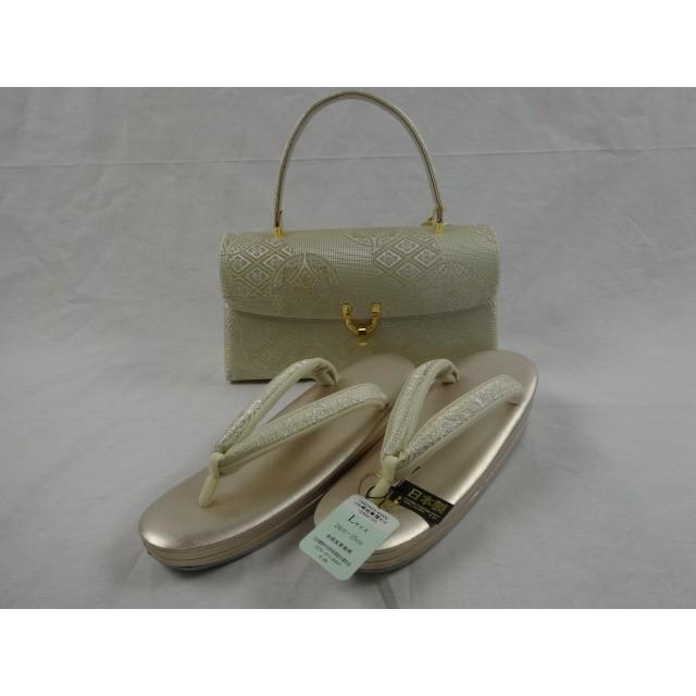 草履バッグセット セール品 アウトレット品 礼装用 結婚式 入学式  草履Lサイズ