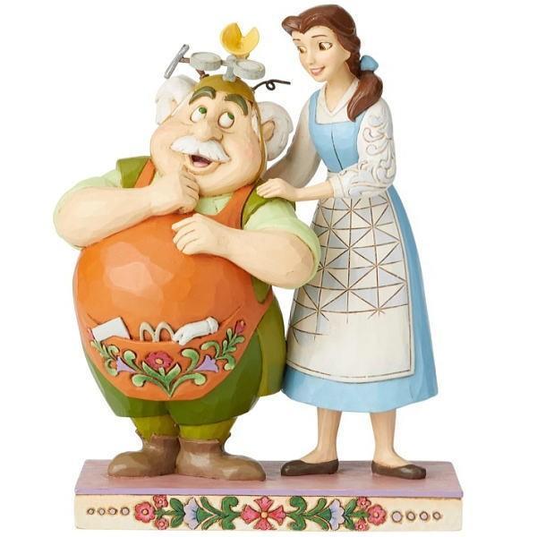 ディズニー ベル&モーリス 美女と野獣 ジム・ショーア ディズニー・トラディション