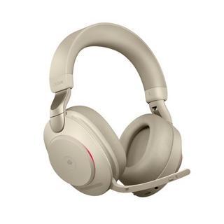 JABRA 28599-999-898 Jabra Evolve2 85 MS Stereo USB-C Beige ヘッドフォン