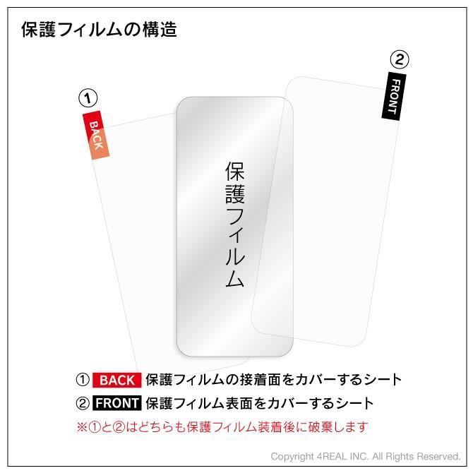 【期間限定特価】シンプルスマホ3 509SH 液晶 保護フィルム|isense|06
