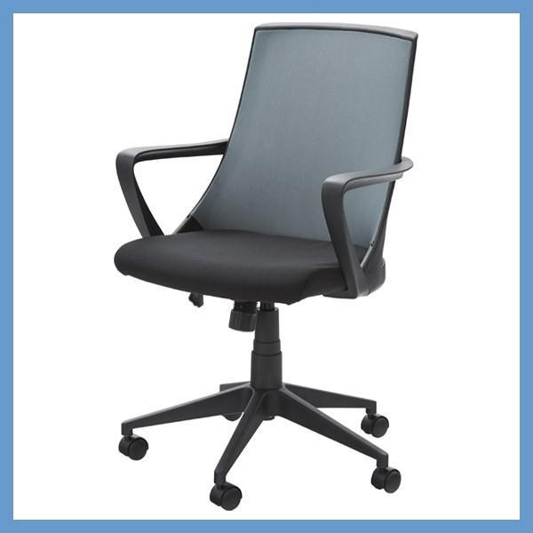 『一般A』オフィスチェア(OFC-11BK)/ブラック 『一般A』オフィスチェア(OFC-11BK)/ブラック